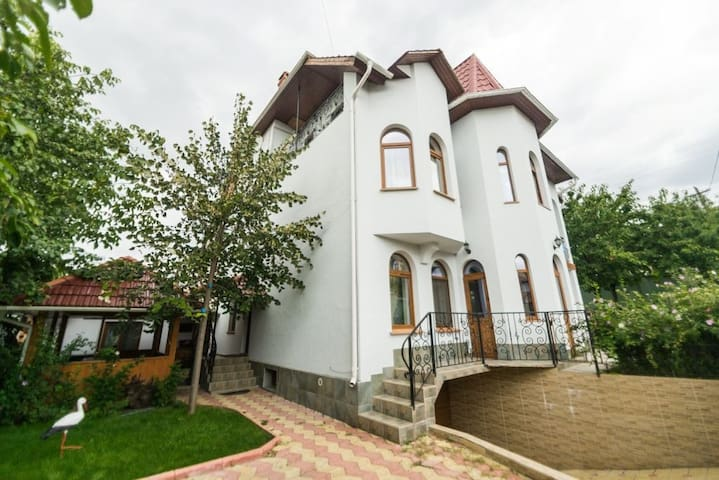 Rent a Luxury House in Chisinau.