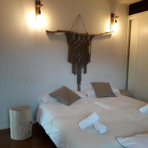 Casa Abaraxka, en el corazón de Euskadi