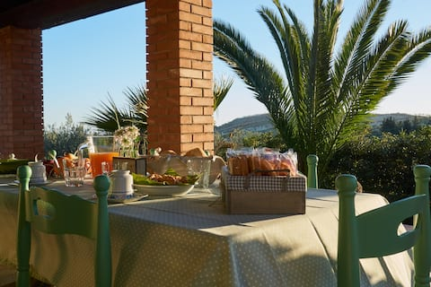 Casa Judeca, relaxing and culture in every season