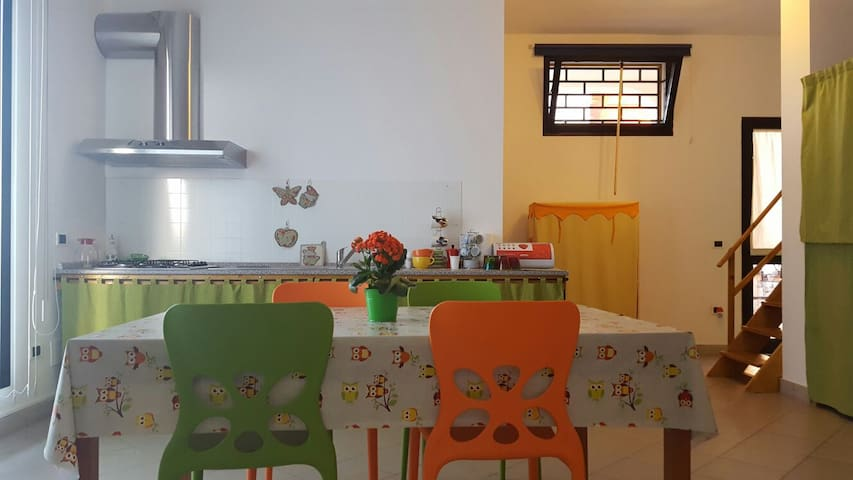 COZY ONE BED APARTMENT - Muravera