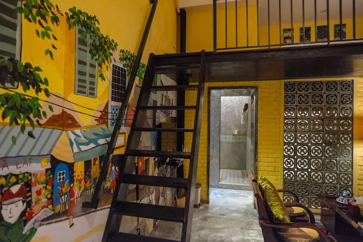 Hanoi Dreamy House - Only House in Old Town Area - Ha Noi - Haus