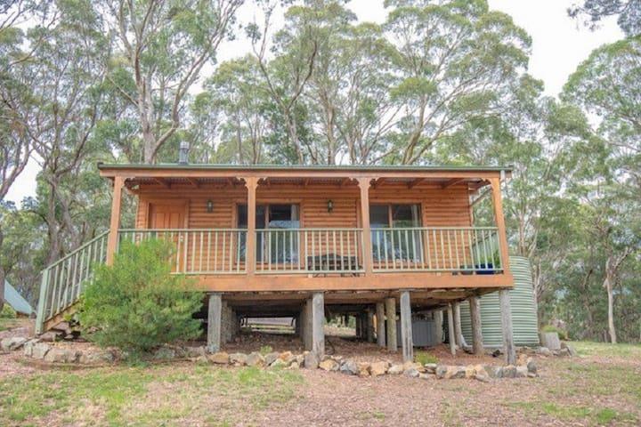 Bluegum Cabin - Restful & Quiet Queen Studio