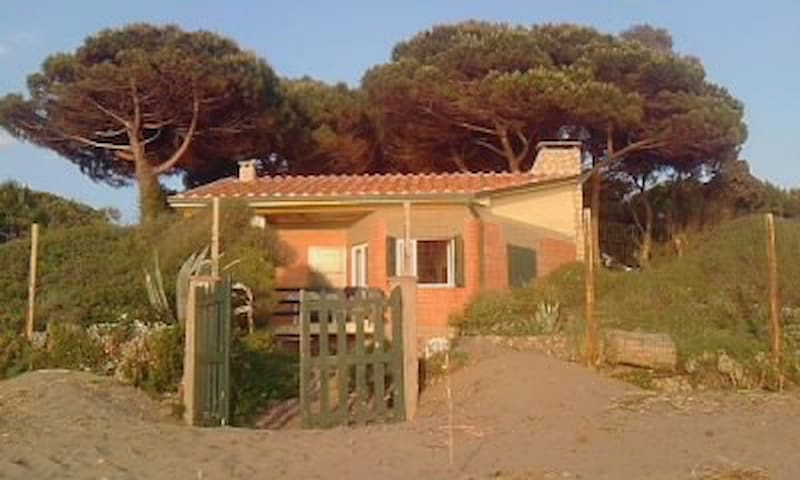"L' ""Argentella"", villa vista mare - Saline Sadun"