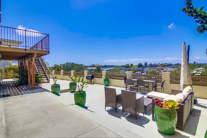 700 sqft. apartment with patio in Overlook Heights