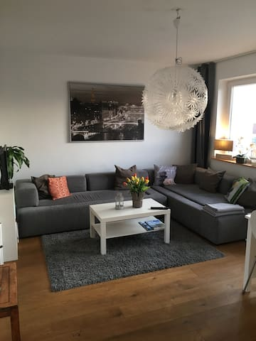 Central City-Flat in the Heart of Munich - München - Apartment