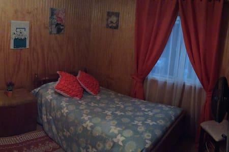 Habitación acogedora, baño privado,centro Temuco - Casa
