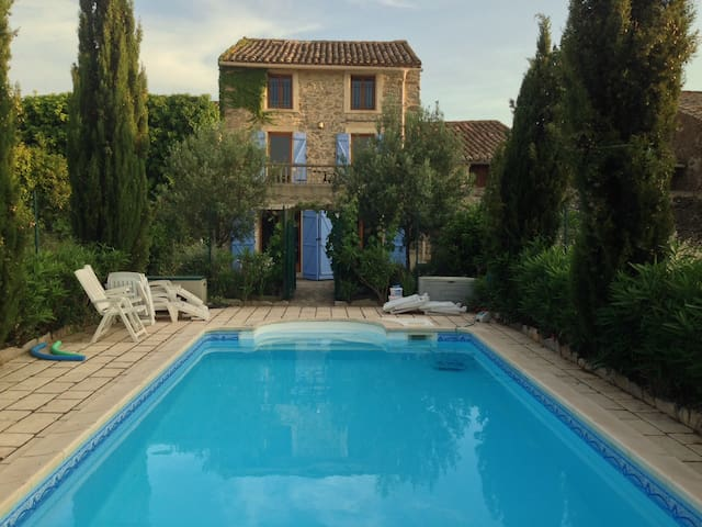 The Ivy House - Oupia - Villa