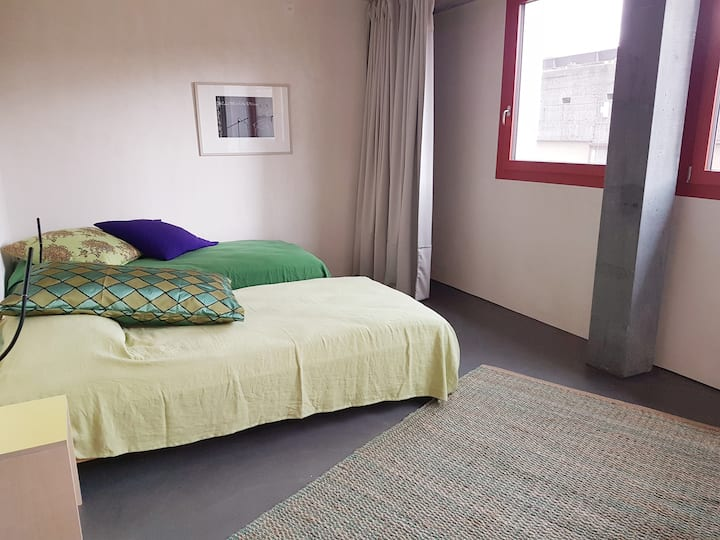 schönes Zimmer in Projekt im Sulzerareal