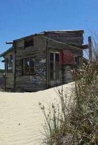 Casa en la playa para dos. - Barra de Valizas