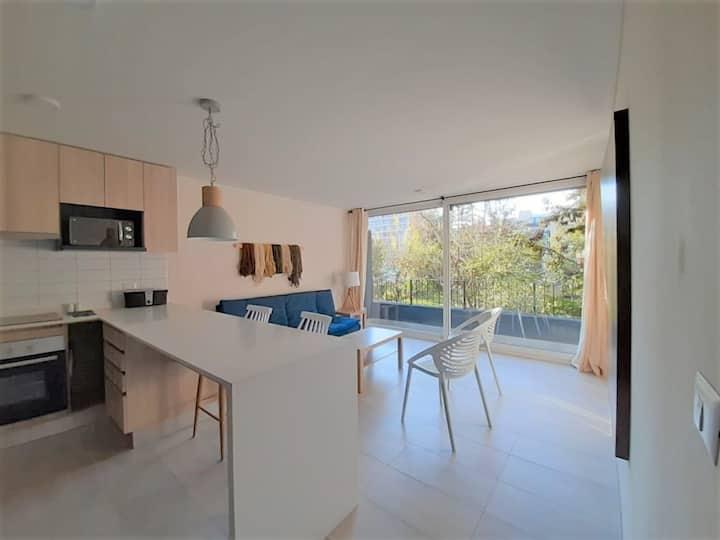 Apartamento  POR MES Providencia- Pocuro-Lyon