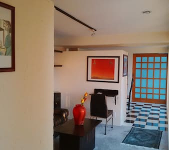 Extraordinary private suite for 2 - Naucalpan de Juárez - Wohnung