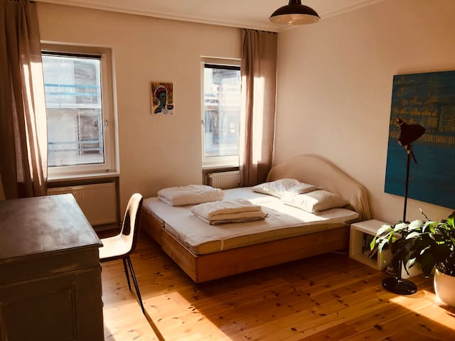 2 Big & Bright Rooms in Shared Flat of 2 :)