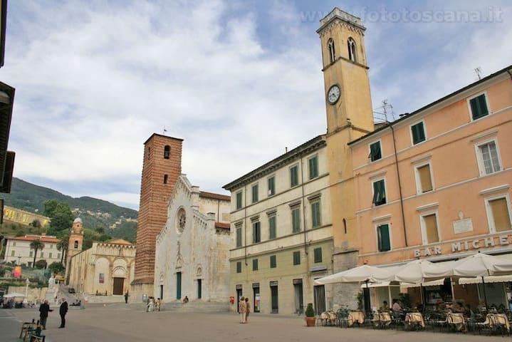 Casa Camilla, accogliente bilocale - Viareggio - Dům