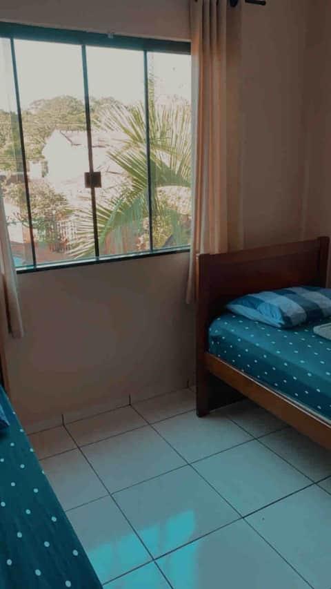 Acogedora casa en la región central Irati PR