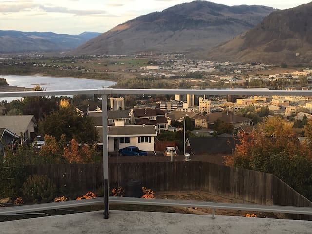 Beautiful View/2 Bedrooms/ 1 and 1/2 Bathrooms - Kamloops - Haus