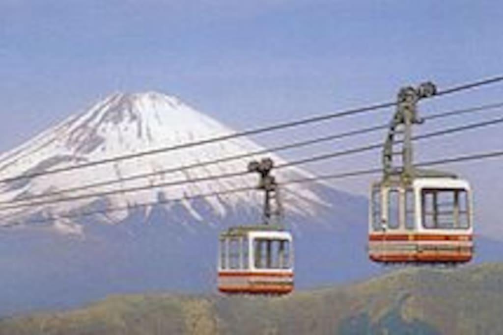 We provide Mt.Fuji, Hakone ropeway, Lake Ashi tour.