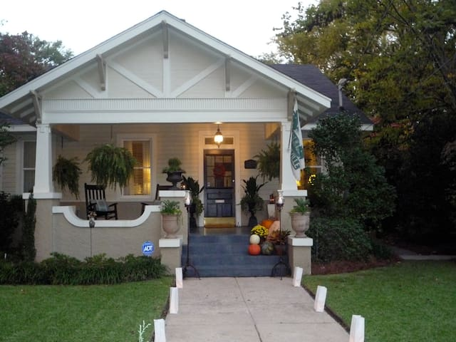 Upscale home 2 miles from Masters