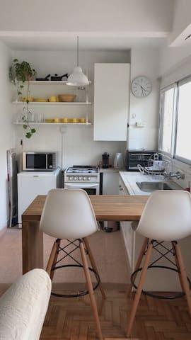 COZY STUDIO IN PALERMO CHICO