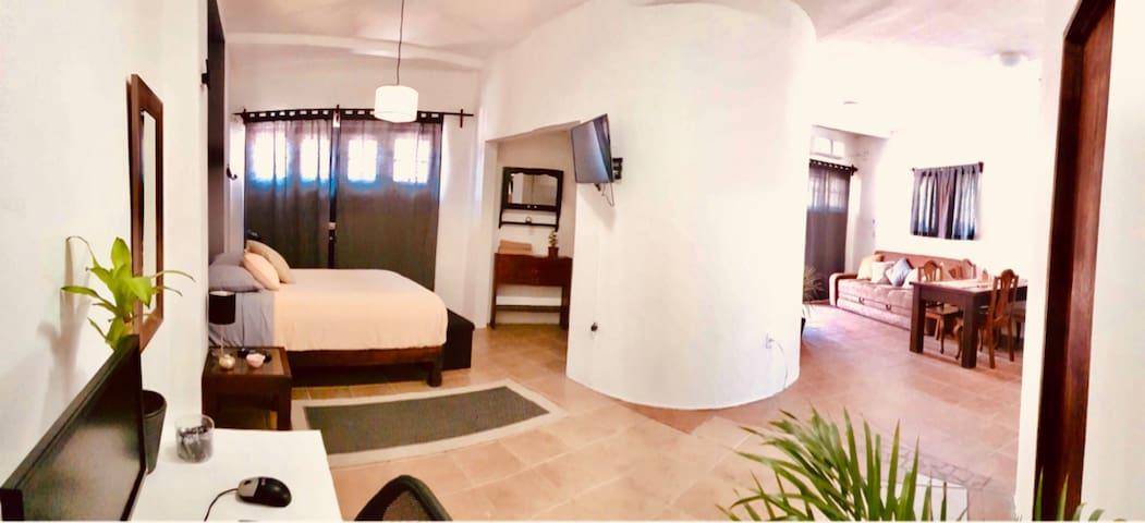 Apartamento Arboledas  A/C.