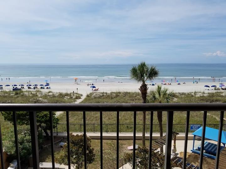 Peppertree Ocean Club. A Beach Front Community