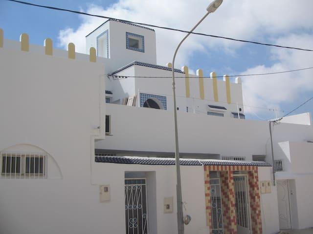 Un Studio avec terrasse privée a Sfax Ville
