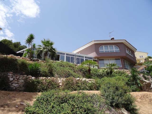 apartamento con wifi, y 10mn aeropuerto - Chiva - Leilighet