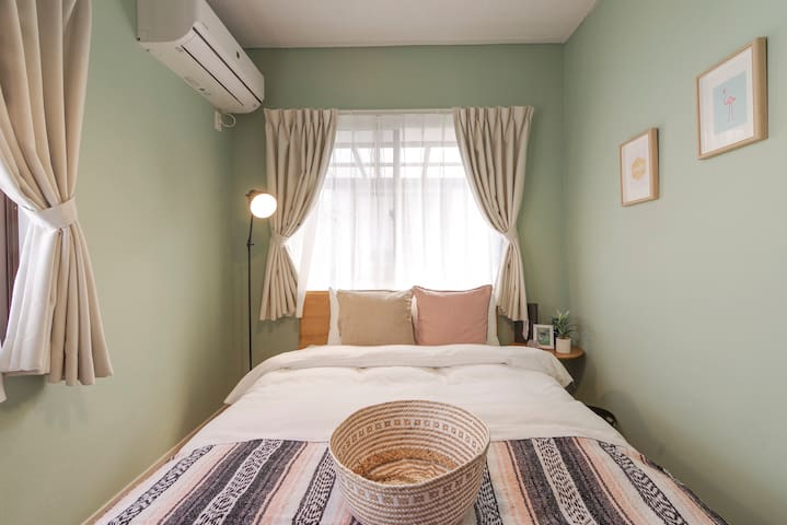 Room3*Double Bed×1