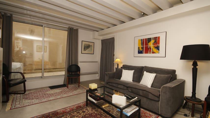 Appartement St Germain centre