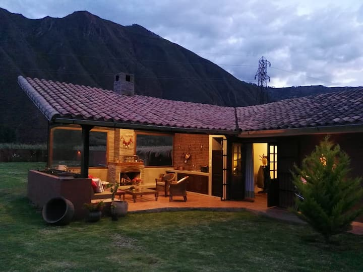 Cozy Little House in the Sacred Valley