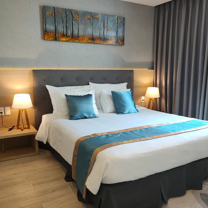 [B930-Oceanami] 1BR Double-Airy Space+Luxury Villa