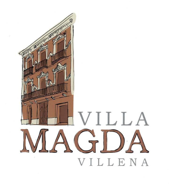 VILLA MAGDA VILLENA