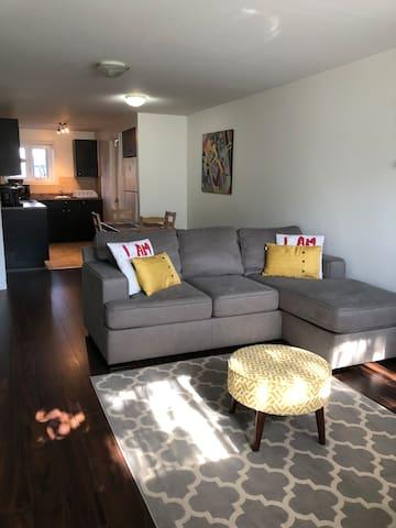 Appartement avec emplacement idéal