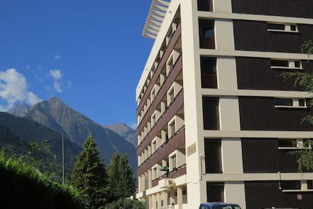Location appartement montagne 4 personnes - Saint-Lary-Soulan - Pis