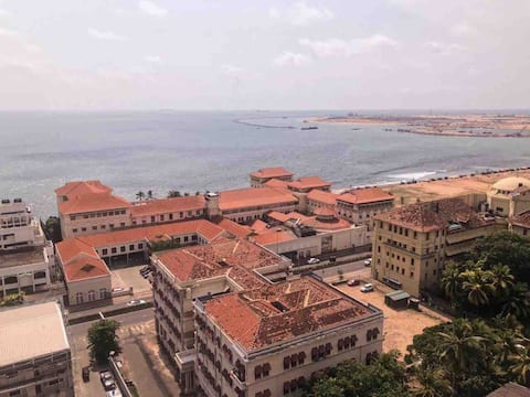 Luxury private apartment in the centre of Colombo