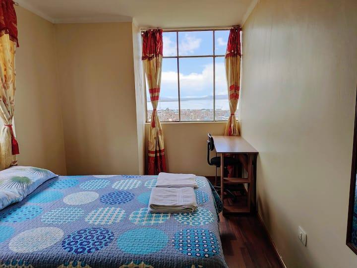 Apartment: Fantastic, Beautiful view of the Lake