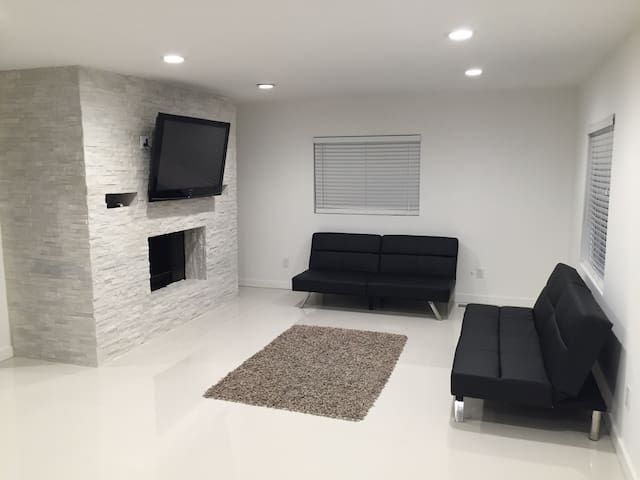 Contemporary modern style - Altamonte Springs - Huis