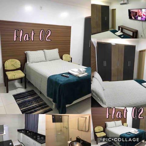Apartamento SUPER confortável e lindo