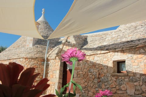 Tenuta Matricale - Between trulli and the sea