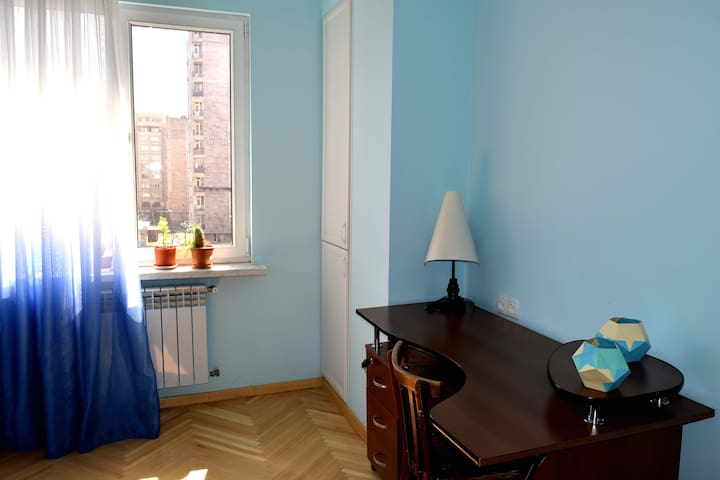 Sunny room, designed for 1 person or a couple - Yerevan - Apartemen