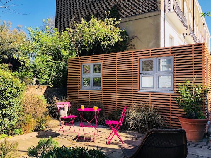 Camden Garden Studio * private entrance * en suite