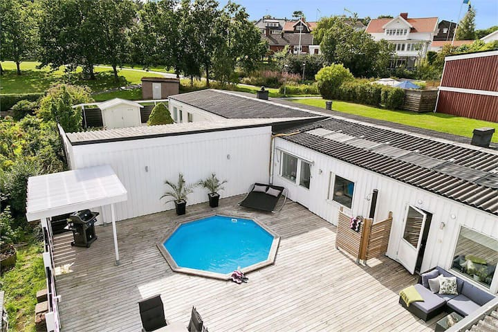 Lovely hus nära hav å Gbg city! - Gotemburgo - Casa