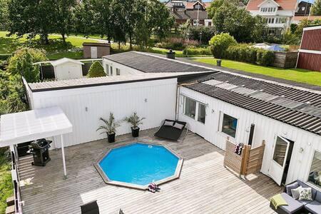 Lovely hus nära hav å Gbg city! - Göteborg - Talo