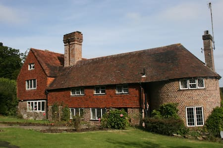 Old Birchden Farm - Groombridge - Hus