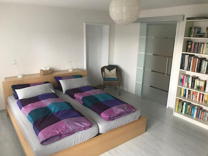 Separate flat near city centre