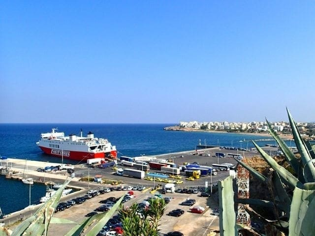 Rafina Port Next to Athens Near to Airport 250m2