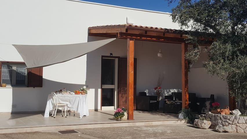 Villa for 4 people in Monopoli's Countryside
