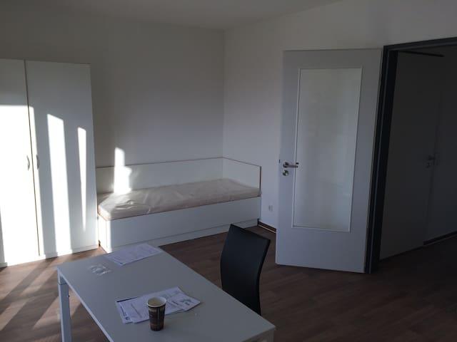 Zimmer in Sankt Augustin unmittelbar in FH Nähe - Sankt Augustin - Flat