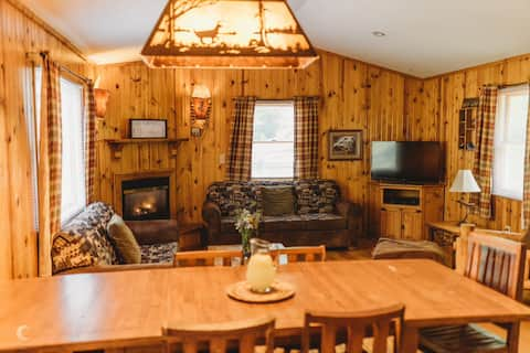 Escape the City- The Cabins at Pine Creek