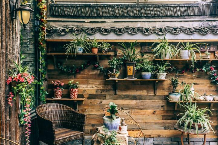 衣架 house 集温馨于一身的旅舍 Warm family hostel