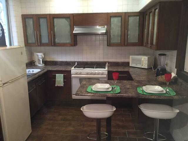 Habitación en la mejor zona de Monterrey - San Pedro Garza García - Apartment